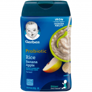 Probiotic Rice - Banana & Apple 227g