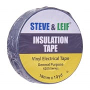 Insulation Tape - Grey Vinyl Electrical Tape 18mm x 360inches