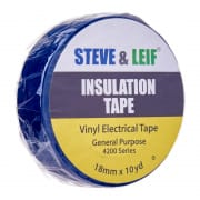 Insulation Tape - Blue Vinyl Electrical Tape 18mm x 360inches