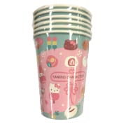 Hello Kitty & Friends - 9oz Paper Cup 6s
