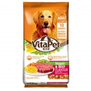Dog Food Dry - Veggie & Beef Flavour 1.5kg