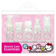 Hello Kitty Travel Bottle Set 5s