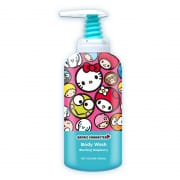 Hello Kitty Blushing Raspberry Body Wash 1L