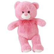 Giant Bear With Ribbon 25cm