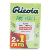 Apple Mint Lozenges 45g x 3s