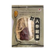 Ginseng Chicken Soup 90g
