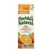 Orange Juice Pulp Some Pulp 1.5L