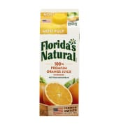 FLORIDA'S NATURAL Orange Grower Juice Most Pulp 1.5L