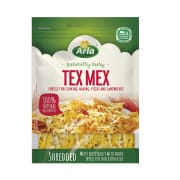 Tex Mex Shredded Cheese 175g