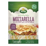 Mozzarella Shredded Cheese 175g