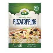 Pizzatopping Shredded Cheese 175g
