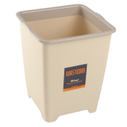 Square Wastebin With Trashbag Frame