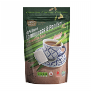100% Lemongrass & Pandan with Brown Sugar 10sX10g
