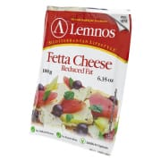Reduced Fat Feta Cheese 180g