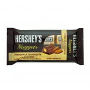 Nuggets Creamy Milk Chocolate W/ Almonds 56g