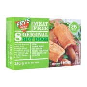 Meat-Free Hot Dogs 8sX45g