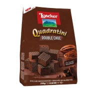 Loacker Quadratini Double Chocolate (NEW) 250g