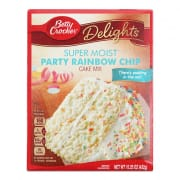 Cake Mix-Rainbow Chip 432g
