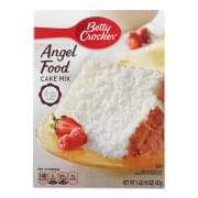 Cake Mix Angel Food
