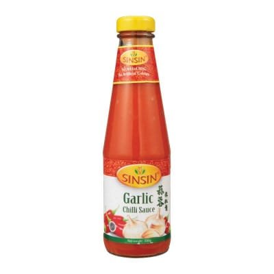 Garlic Chilli Sauce 330g