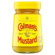 COLMAN'S Original English Mustard 100g