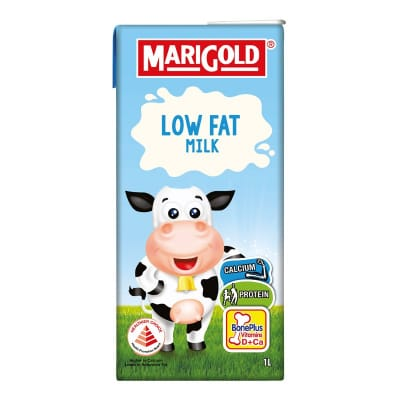 UHT Milk Low Fat 1L