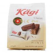 Swiss Chocolate Wafer Minis - Classic 125g