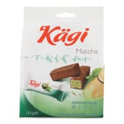 Swiss Chocolate Wafer Minis - Matcha 125g