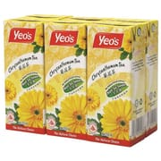 YEO'S Chrysanthemum Tea 6sX250ml