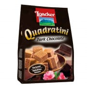 Loacker Quadratini Dark Chocolate 250g