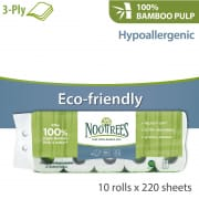 3 Ply Bamboo Toilet Rolls 10s