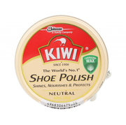Shoe Polish Wax Neutral 45ml