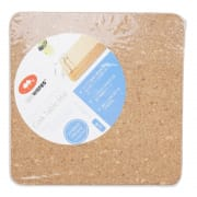 Cork Trivet Table Mat Square 7X10mm