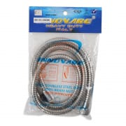 Shower Hose - Doublelocked Stainless Steal 120cm 00119