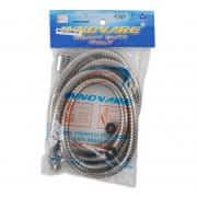 Shower Hose - Doublelocked Stainless Steel 200cm 00122