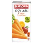 100% Juice Carrot Mixed Fruits 1L
