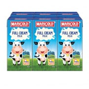UHT Milk Full Cream 6sX200ml