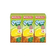 Asian Drink Ice Lemon Tea Less Sweet 6sX250ml