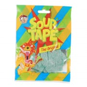 Sour Tape Candy - Apple 100g