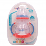 Training Cup 2 in 1 Silicone Nipple & Spout 3Months+