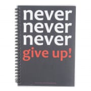 Notebook Ring A5 - Motivation