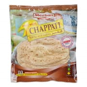 Chappati Whole Wheat 10s