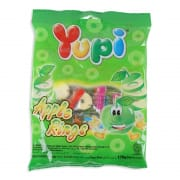 Gummy Candy - Apple Rings 120g