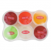 Jelly Cup With Nata De Coco 6sX120g