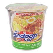 Instant Noodle Cup - Vegetables 81g