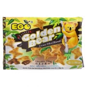 Golden Bear Biscuit - Chocolate 180g