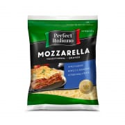 Mozzarella Grated Cheese 250g