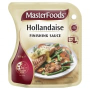 Finishing Sauce - Hollandise 160g