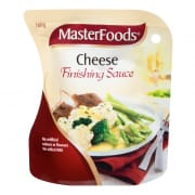Finishing Sauce - Cheese 160g