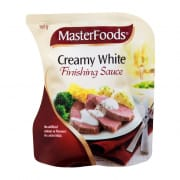 Finishing Sauce - Creamy White 160g